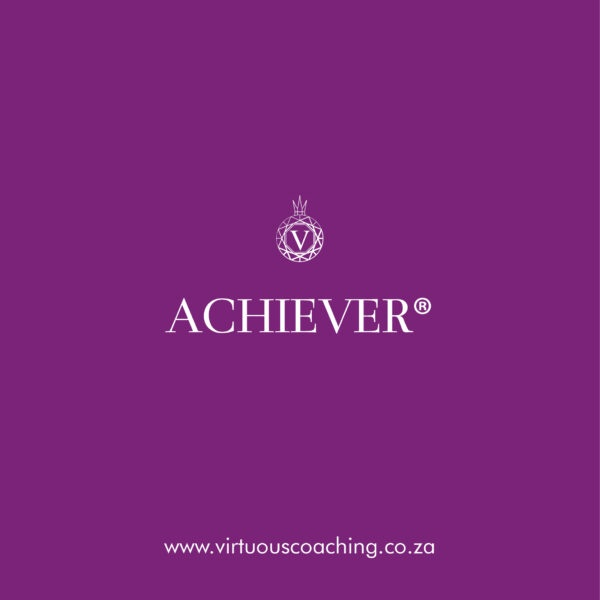 Achiever Talent Theme