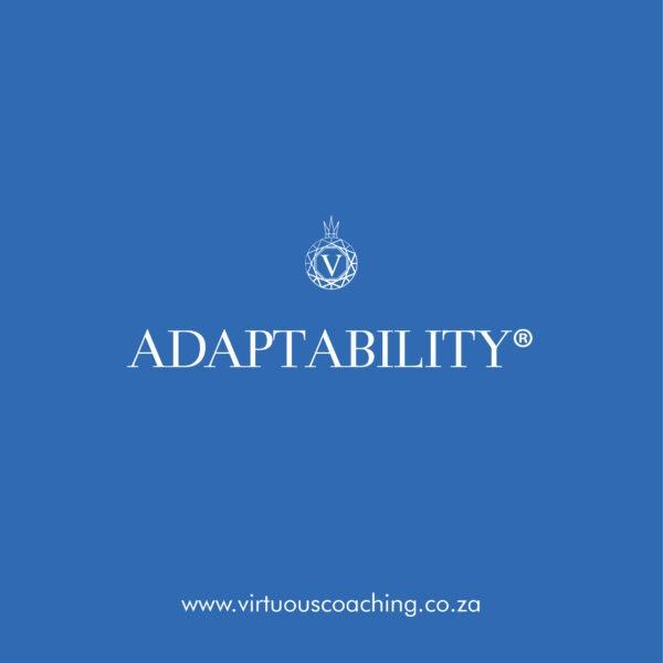 Adaptability Talent Theme
